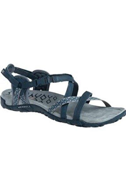 Kadın Gri Sandalet J98758