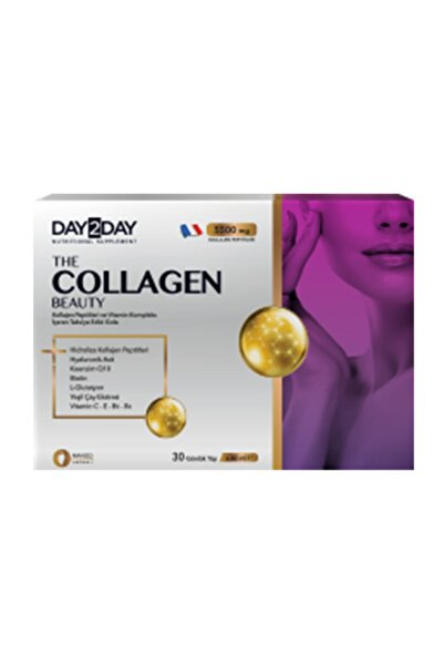 DAY2DAY Mango Aromalı The Collagen Beauty 30 Günlük Tüp  40 ml