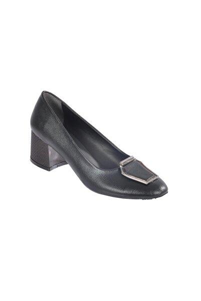 Maje 2122 Siyah Kadın Topuklu Ayakkabı