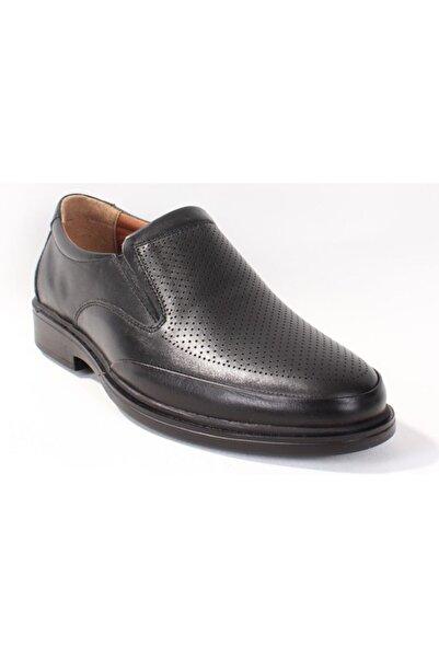 Polaris 102092.M Siyah Erkek Klasik Ayakkabı 100500737