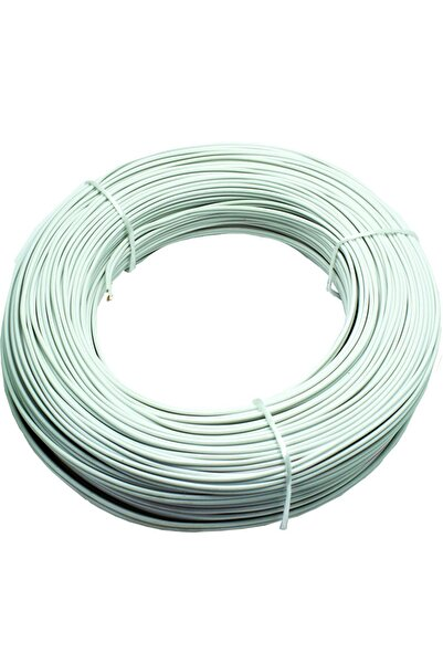 Mobee Çınar Elektrik Kablosu 2x0,75 Kordon Kablo 100 Metre 1410