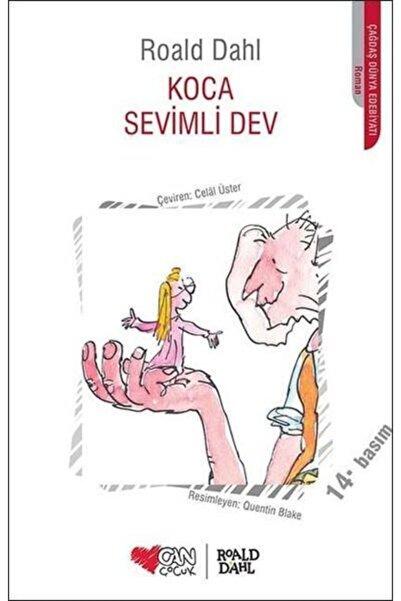 Can Çocuk Yayınları Koca Sevimli Dev Roald Dahl