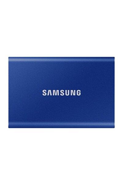 Samsung Taşınabilir Ssd T7 Usb 3.2 Gen 2 500gb (Mavi)
