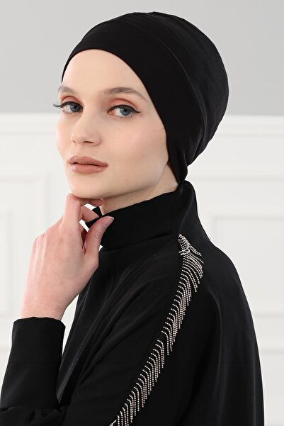 Ayşe Tasarım / Aisha's Design Takçık Penye Bone