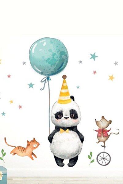 Oracal Pandamanya Duvar Stickerı
