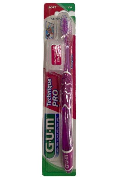 GUM Technique Pro Soft (yumuşak) Diş Fırçası