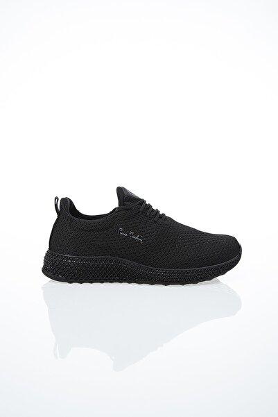Pierre Cardin Kadın Siyah Günlük Spor Ayakkabı  Pcs-10248