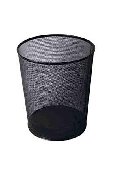 File Çöp Kovası Siyah Fx