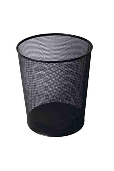 Kraft File Çöp Kovası Siyah Fx