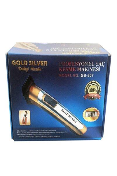 GS Gold Silver 607 Tıraş Makinası