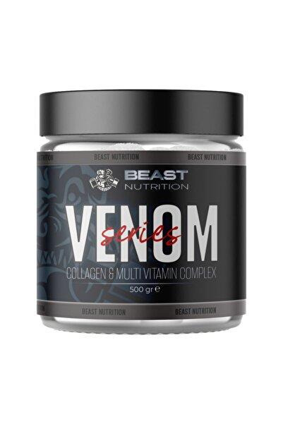 BeastNutrition Beast Nutrition Venom Series Collagen And Multivitamin Complex 500 Gr.
