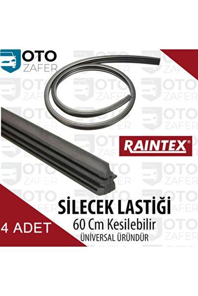 RAINTEX Silecek Lastiği 60 Cm Kesilebilir 4 Adet Muz Ve Telli Silecekler Için