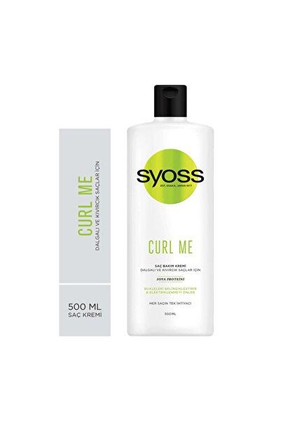 Syoss Curl Me Saç Kremi 500 Ml