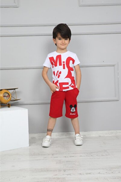 Mickey Mouse Erkek Çocuk 2'li Takım