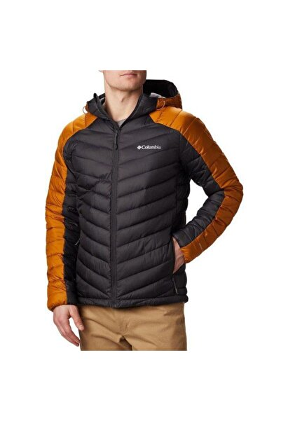 Columbia Eo0052-011 Horizon Explorer Hooded Jacket Erkek Mont