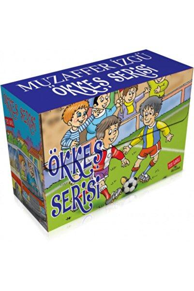 Özyürek Yayınları Ökkeş Serisi Kutulu (10 Kitap Takım)