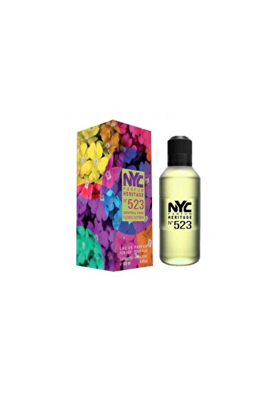 NYC Heritage No:523 Central Park Floral Edition  Edp 100 ml Kadın Parfüm  87599000523