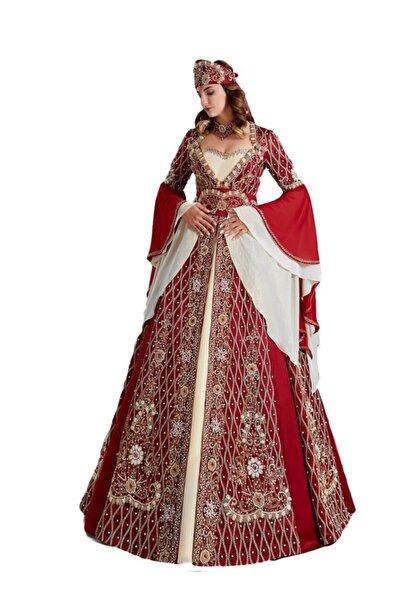 Ceyyiz Bindallı Kına Elbisesi 5 Parça Petek