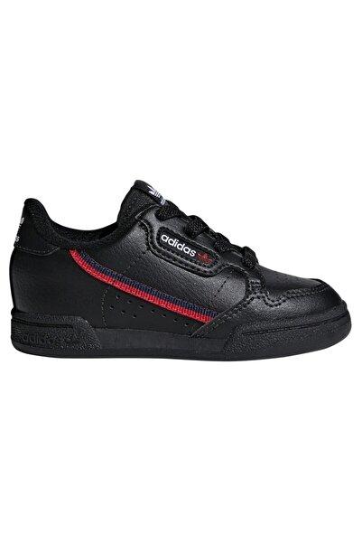 adidas Unisex Bebek Siyah Continental 80 Inf  Spor Ayakkabı