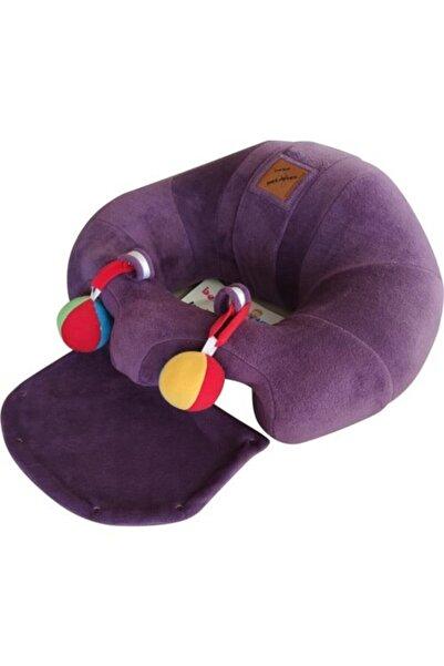 BEBEYATMAZ Bebek  Mor Çıngıraklı Yatmaz