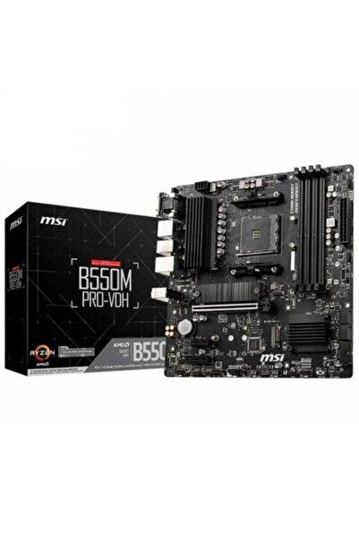 MSI B550m Pro-vdh Ddr4 4400(oc) Hdmı Matx Am4 (wi-fi Yok)