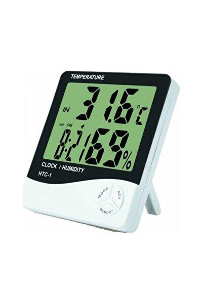 HTC Saatli Nem Ölçer Ve Termometre