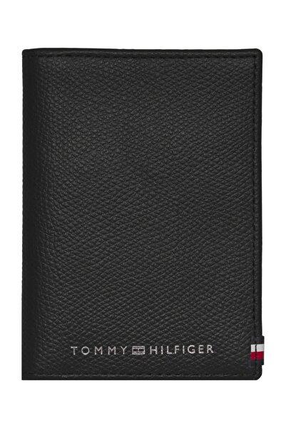 Tommy Hilfiger Erkek Siyah Cüzdan Busıness Bıfold AM0AM07034
