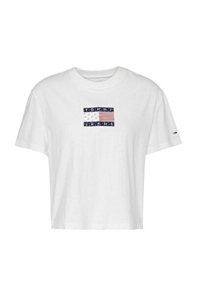 Tommy Hilfiger TJW STAR AMERICANA FLAG TEE