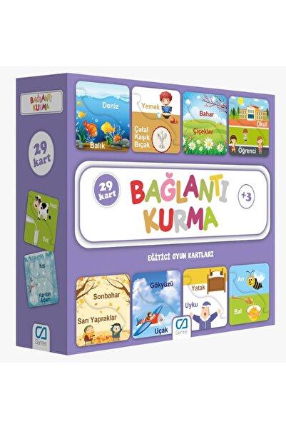 CA Games Bağlantı Kurma Eğitici Oyun Kartları