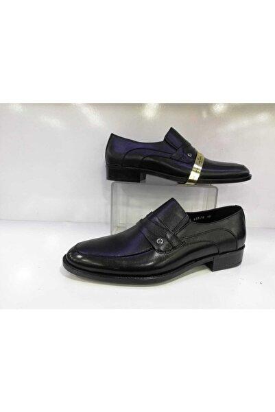 Pierre Cardin Erkek Siyah Klasik Ayakkabı 63378