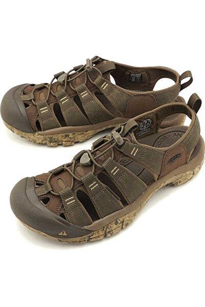 Keen Erkek Kahverengi Newport H2 Sandalet