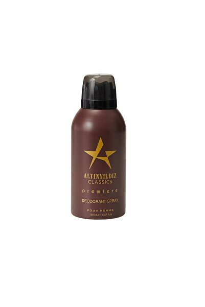 ALTINYILDIZ CLASSICS Erkek  AC Premiere Deodorant 100 ML