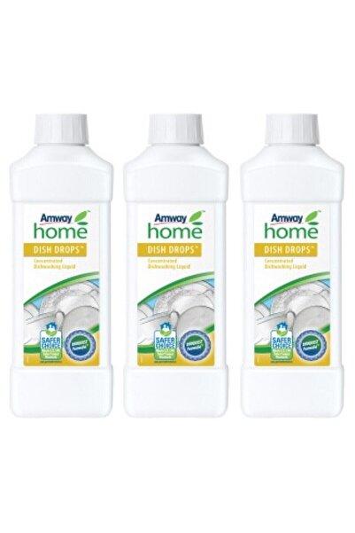 Amway Konsantre Sıvı Bulaşık Deterjanı Home™ Dısh Drops™birim: Adet (1 Litre) 3 Lü Set
