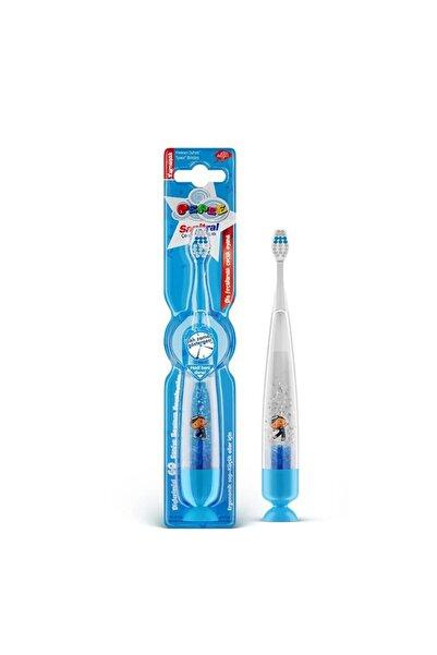 PEPEE Sanitral Işıklı Diş Fırçası - Mavi