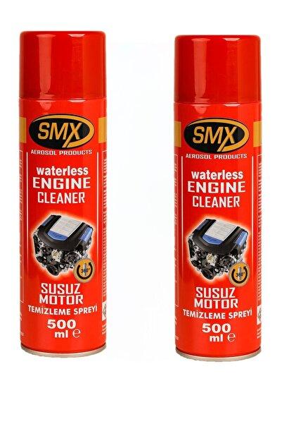 SMX 2 Adet Susuz Motor Temizleme Spreyi