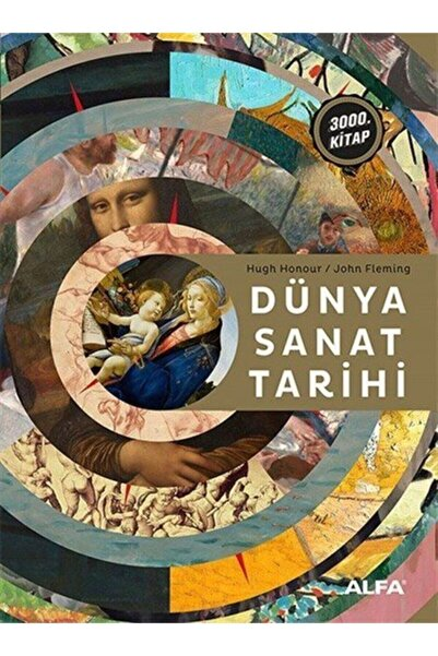 Alfa Yayınları Dünya Sanat Tarihi