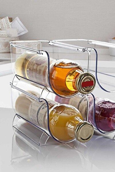 Kitchen Life Buzdolabı İçi Pratik Geçmeli Rafı