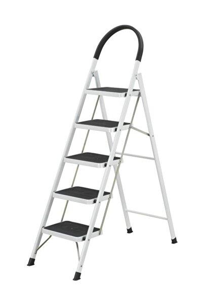 Evin New Toros 5 Basamaklı Katlanır Lüks Merdiven
