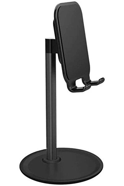 Elegante Masaüstü Telefon Tutucu Standı Oynar Başlıklı 17 Cm Yükseklik