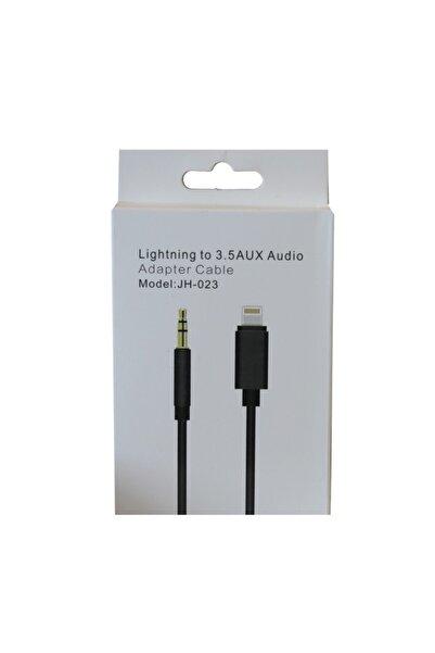 Ista Iphone Lightning 3.5mm Araç Aux Ses Kablosu