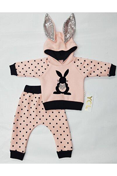 YCL Baby Kız Eşofman Takım