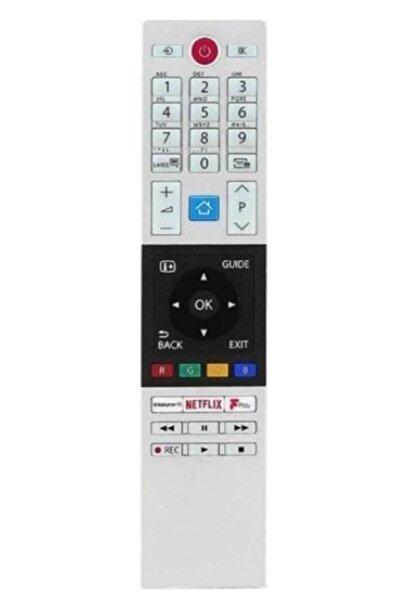 Toshiba Ct-8543 Smart Led Tv Kumandası