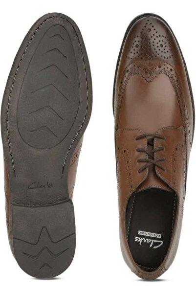 CLARKS Erkek Kahverengi Bağcıklı Ayakkabı