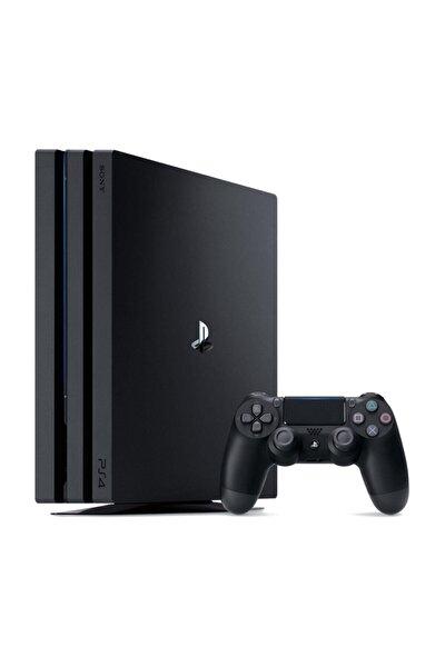 Sony Playstation 4 Pro 1 Tb - Türkçe Menü