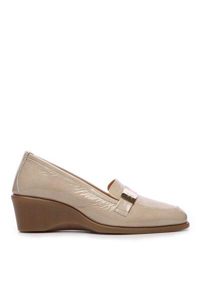 RELAX ANATOMIC Kadın Derı Mokasen & Loafer Ayakkabı 611 E6221 BN AYK Y19