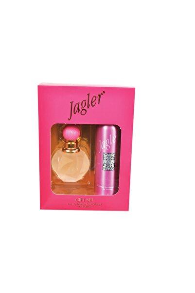 Jagler Edt 60 ml Kadın Parfüm Seti 8690973028693dmkstrs