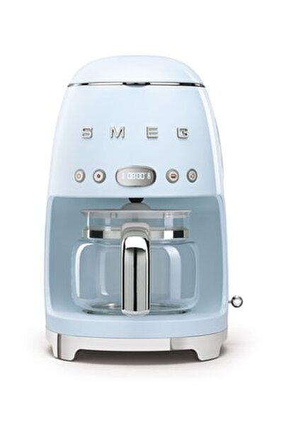 Pastel Mavi Kahve Makinesi 50's Style Dcf02pbeu