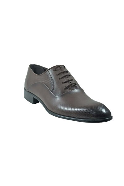 PUNTO 503003 Klasik Bagcıklı Erkek Ayakkabı - - Kahverengi - 41