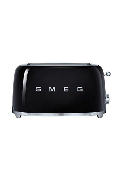 SMEG Siyah Ekmek Kızartma Makinesi 2x4