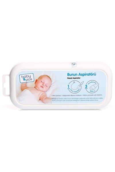 Baby&Plus Nazal Burun Aspiratörü